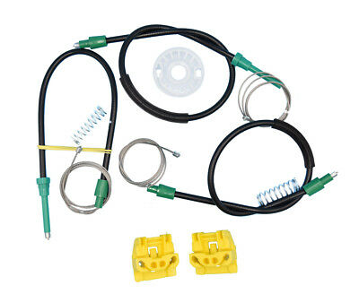 Vw New Beetle Window Regulator Repair Kit Front Right