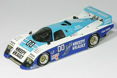 March 83G - Team Kreepy Krauly Racing - 24h Daytona 1984 - 1:43 Spark 43DA84