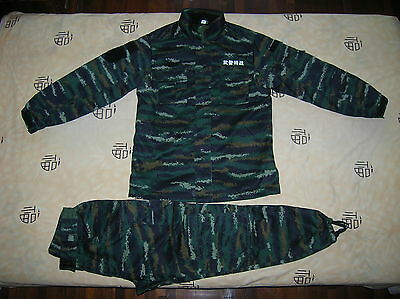 13's series China CAPF Special Force Tiger Digital Camo Combat Jacket、Trousers,B