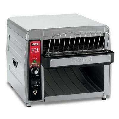 Waring Commercial Toaster, 5cm Wide Conveyor / Tunnel, Heavy Duty, Equipment