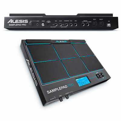 Alesis SamplePad Pro 8-Pad Percussion/Sample Triggering Instrument w/SD/USB Port