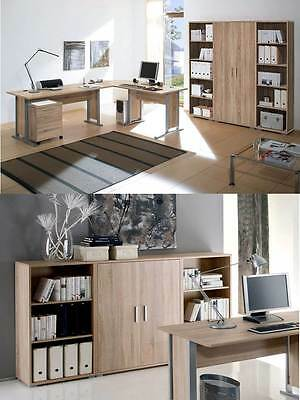 arbeitszimmer b roeinrichtung b rom bel b ro komplettset. Black Bedroom Furniture Sets. Home Design Ideas