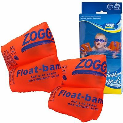 Zoggs Float Kids Inflatable Safety Swimming Arm Bands Armbands Baby 1-12 Years