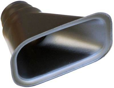Revotec Air Intake Duct 150 x 75mm Inlet 63/76mm Offset Outlet (ID150-75OS)