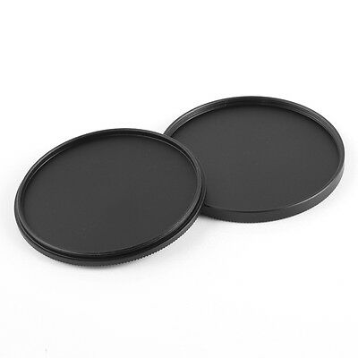 77mm Metal UV CPL ND IR Filter Case Lens Cover Stack Storage Cap Kit Set 77 mm