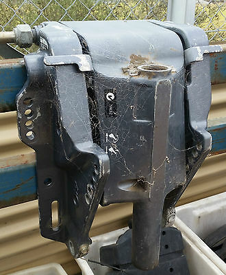 Yamaha 50h midsection swivel transom bracket outboard engine motor clamps