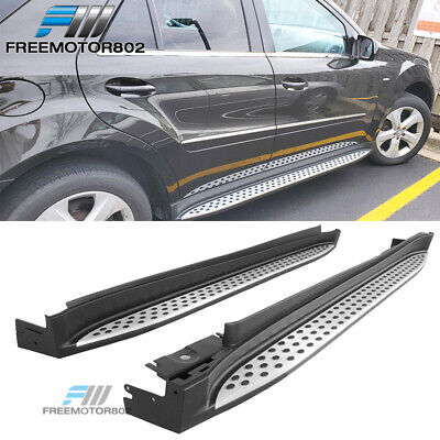 For 06-11 Mercedes-Benz W164 ML320 350 500 OE Nerf Side Step Bar Running Boards