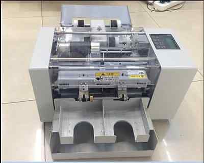 ZL/A4 Multi-function automatic business card slitter cutting machine
