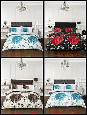 Luxury & Beautiful 68 Pick Florence 3PCS Duvet Cover With Pillow Bed Bedding