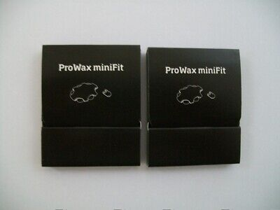 ProWax miniFit Filters Oticon Hearing Aids - 2 Packs of 6 Filters NEW!!!
