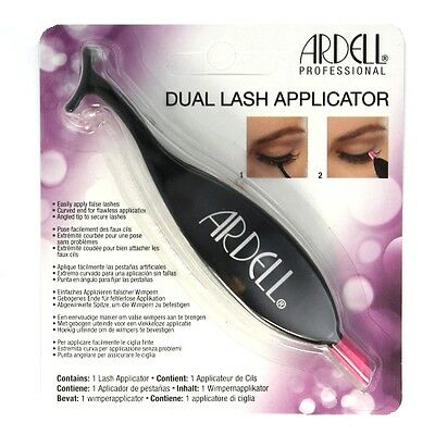 PICK (1or2PACK) ARDELL DUAL LASH APPLICATOR FALSE EYELASH APPLICATION ANGLED