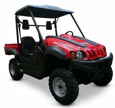PARKLAND'S Hisun PQV-500 Farm Speck 4x4 Utv off road vehicle,  NEW .