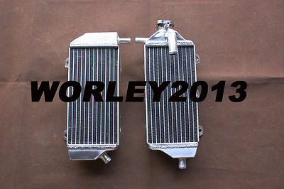 Aluminum radiator for YAMAHA YZ450F 2014 2015 2016 14 15 16