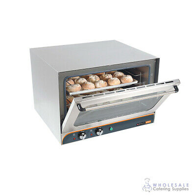 Convection Oven 15 Amp Anvil Apex 835x759x590mm Commercial Kitchen Equipment