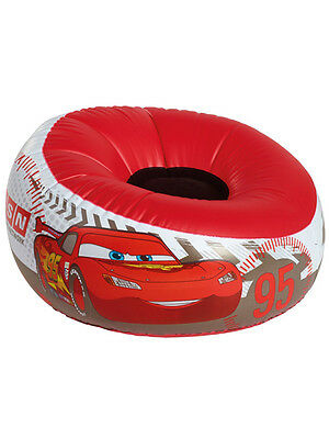 SET LETTO Disney Cars Inflatable Chair