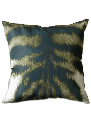 SET LETTO Tiger Print Filled Cushion