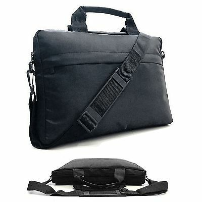 Slim 15.6 inch Laptop Bag Carry Case Notebook Dell HP Sony Acer Asus Samsung