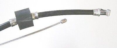 Parking Brake Cable-Stainless Steel Brake Cable Front ABSCO 41215