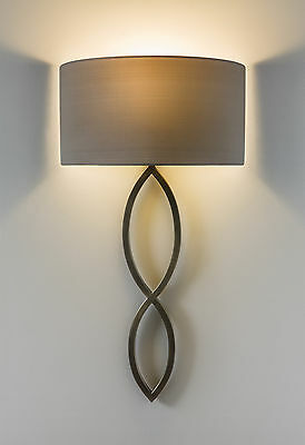 ASTRO Caserta 7373 1 Light Wall Light in Bronze (without shade)