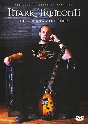 Mark Tremonti: The Sound And The Story Gitarre DVD (Region 0)