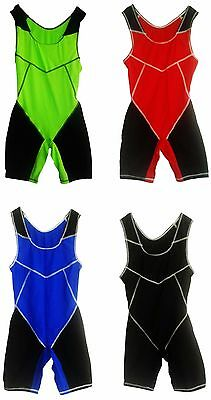 New Weightlifting Powerlifting Body Suit Singlet designed in Russia