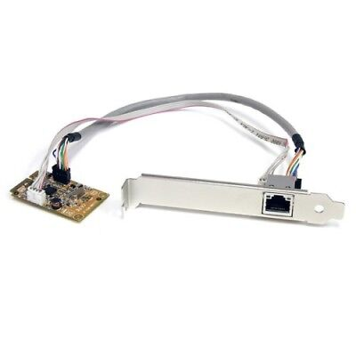 StarTech ST1000SMPEX Mini PCI Express Gigabit Ethernet Network Adapter NIC Card