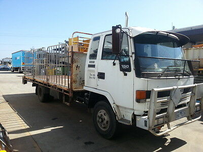 Isuzu FSR 550 Long (1995) Cab Chassis 6 SP Manual (7.1L - Diesel)