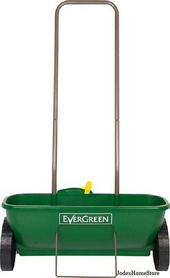 Scotts EverGreen Easy spreader lawn seed / weed and feed / fertilizer