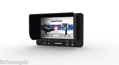 "Lanparte 4.3"" LCD HDMI Monitor with Ribbon Flat Cable for Gopro 4 5 Sports Camer"