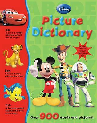 Disney Picture Dictionary: My Picture Dictionary Very Good Book