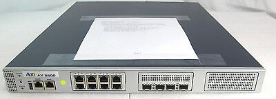 A10 Networks AX2500-1U, DC Powered, LOAD BALANCER App. Delivery Controller