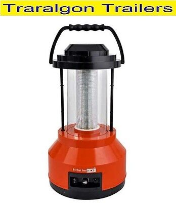 60 LED rechargeable lantern outdoors camping hiking light tent 9 hours LT259