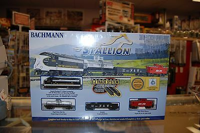 N Bachmann 24025 * The Stallion - Complete Starter Set * NIB