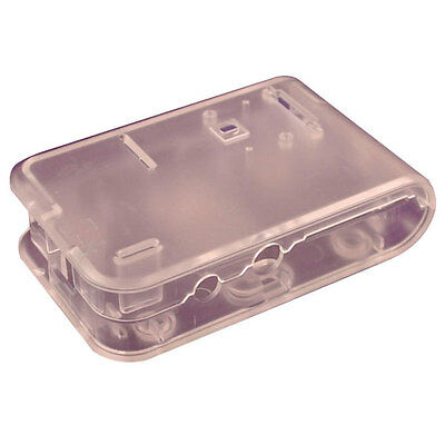Raspberry Pi Case Hammond High Quality ABS Enclosures CLEAR