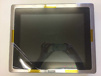 APC-3592A-08 Stainless Steel Weatherproof IP69 Touch Panel PC / Intel Atom N455