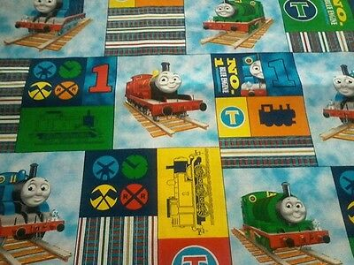 Thomas the Train standaed size boutique Pillowcase custom made- NEW