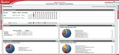 CashBook Online Annual Licence