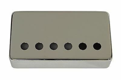 """PAF '50s Spec Humbucker Pickup Cover Nickel plated 1 15/16"""" (49.2mm) for Gibson"""