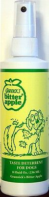 Grannicks Original Bitter Apple Spray For Dogs 8oz