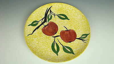 Blue Ridge Southern Pottery APPLE JACK Luncheon Plate