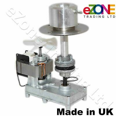 Complete Motor & Plummer Block Skewer Centre for Archway Doner Kebab Machine