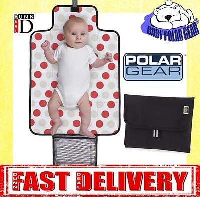 Polar Gear Hand Bag Size Baby Nappy Portable Travel Changing Mat Waterproof Bag