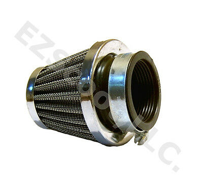 HIGH PERFORMANCE AIR FILTER 42mm GY6 CHINESE SCOOTER ATV QUAD VIP TANK ZNEN SUNL