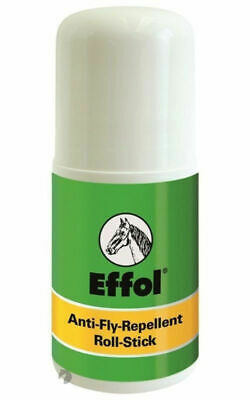 Effol Anti Fly Insect Repellent Roll On Horses Dogs Cats Pigs Cattle animal 50ml
