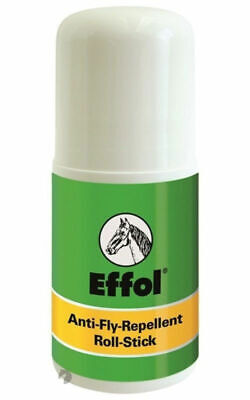 NEW Effol Anit Fly Insect Repellent Roll On Horses Dogs Cats Pigs Cattle 50ml
