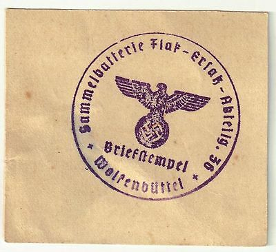 (ER57) 1938 Germany Eagle cut out