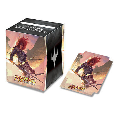 Porta Mazzo Ultra PRO Deck Box Magic Commander Aurelia, the Warleader PRO-100+