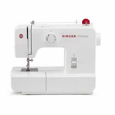 Singer Promise 1408 Sewing Machine Metal Frame Button Hole Free Arm Foot Pedal