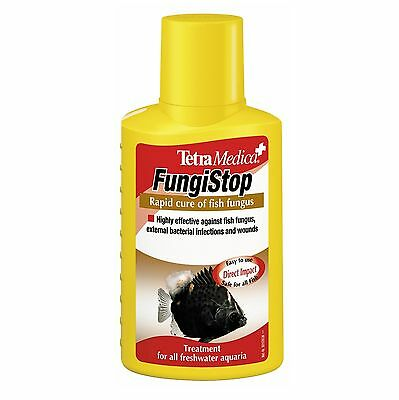 Tetra Medica Fungistop 100ML - Posted Today if Paid Before 1pm