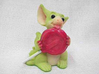 Whimsical World Of Pocket Dragons Lollipop by Real Musgrave NIB